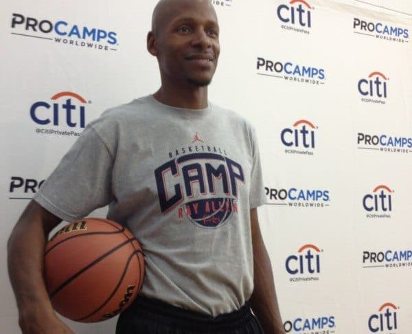 Citi ProCamps: the Ultimate Basketball Camp Experience