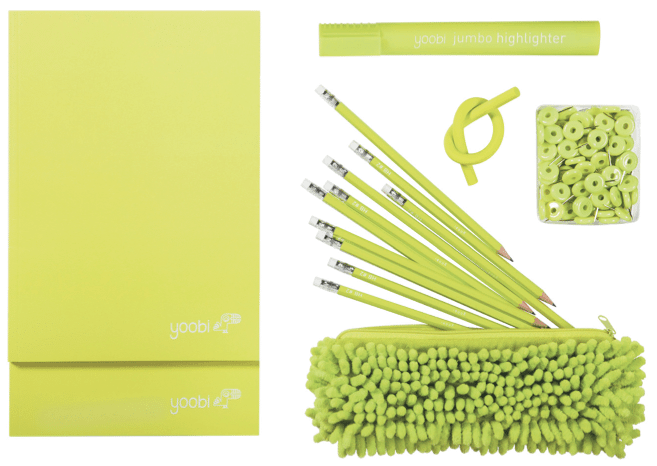 10 Hottest Back-to-School Items: Yoobi School Supplies