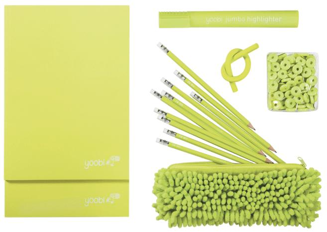 Yoobi School Supplies