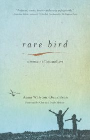 Alpha Mom Parenting Book Club: Rare Bird by Anna Whitson-Donaldson