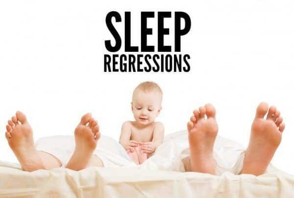 Surviving the Four-Month Sleep Regression