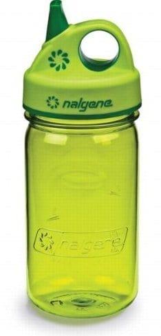 Best and Safest Water Bottles: Naglene Water Bottle in green
