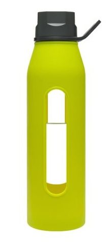Best and Safest Reusable Water Bottles: Takeya Classic Glass