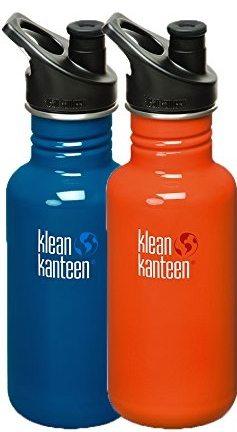Best and Safest Water Bottles: Klean Kanteen