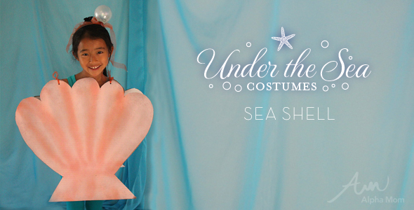 DIY Under-the-Sea Costumes: Sea Shell