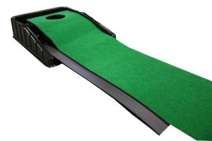Club Champ Automatic Golf Putting System: This is a great inside toy during the winter months–kids can arrange tournaments, place obstacles on the green, etc. But only if you think they won't hit the ball too hard and break a window.