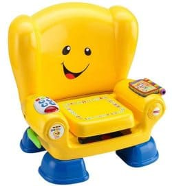 Fisher-Price Laugh and Learn Smart Stages Chair Review: does it deserve to be called a Holiday Hot Toy?