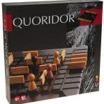 Quoridor Quick Play Strategy Game: This deceptively simple game is actually a wonderful way to get your kids thinking strategically.