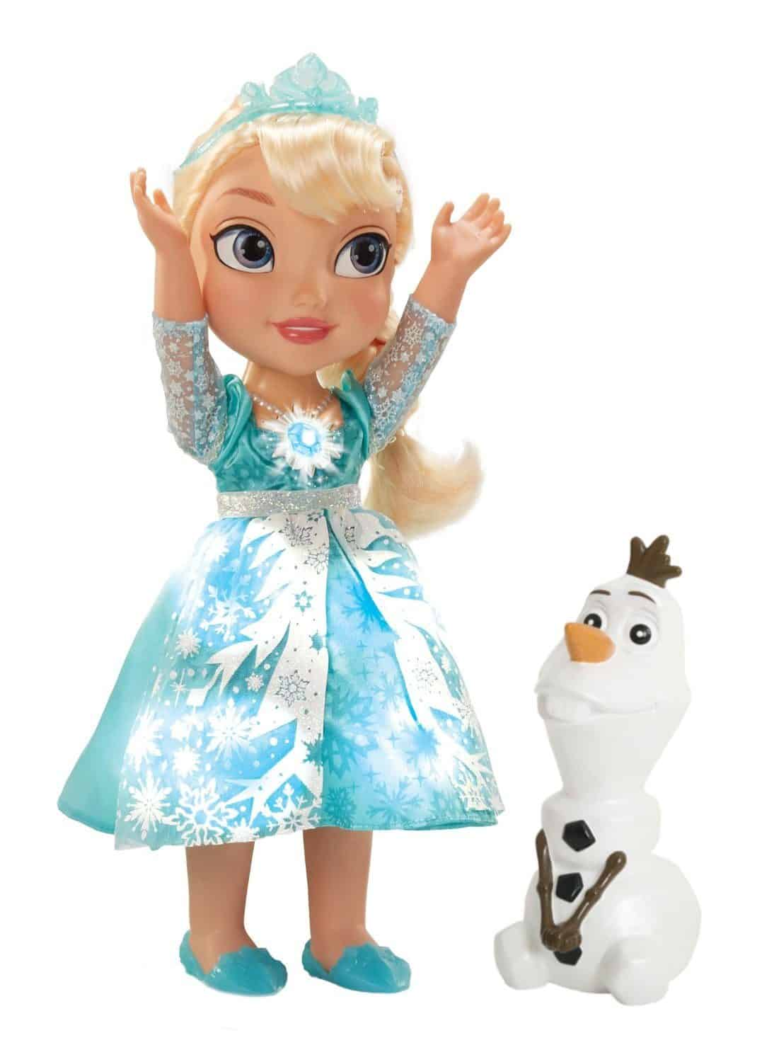 Snow Glow Elsa Singing Doll: Definitely an Alpha Mom favorite and a Holiday Hot Toy Hit