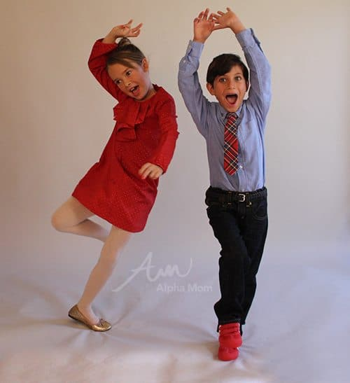 Holiday Party Outfits for Children
