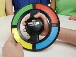 Simon Swipe Game: great family toy gift for the Holidays