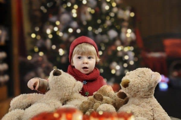 "Your Toddler's First ""Real"" Christmas"