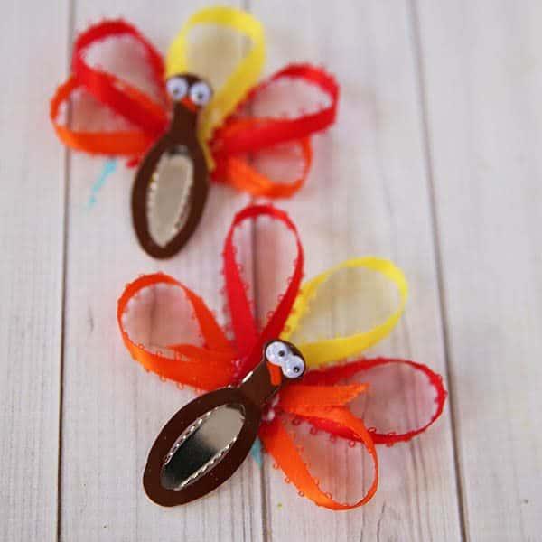 Turkey Hairclips