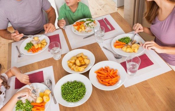 The Family Dinner That Changed Our Family Dinners