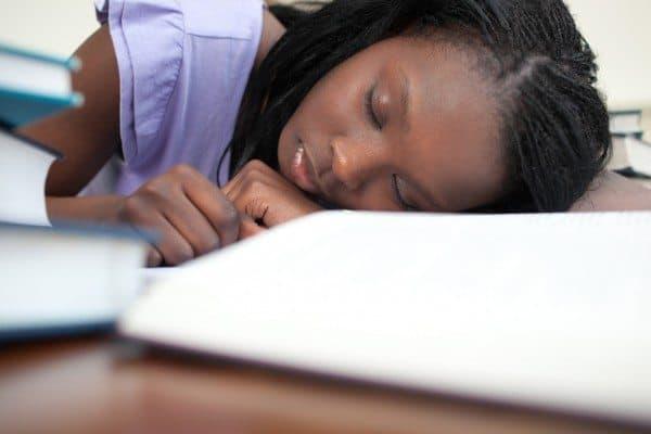 To Sleep, Perchance To Teen