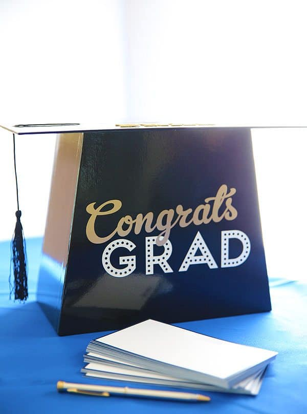 Celebrating Your College-Bound Graduate by Cindy Hopper for Alphamom.com #backtocollege