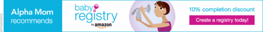 Amazon Baby Registry 1