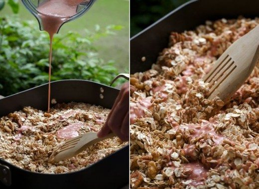 Banana Strawberry Granola Recipe by Michael Ruhlman