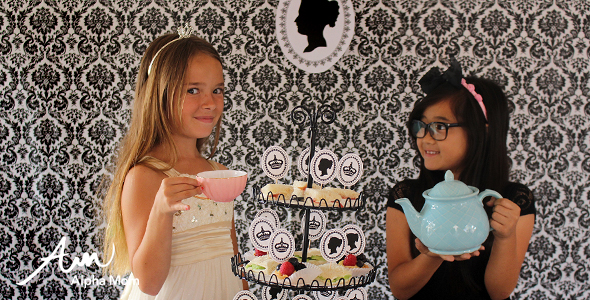 Victoria Day Tea Party for Kids!
