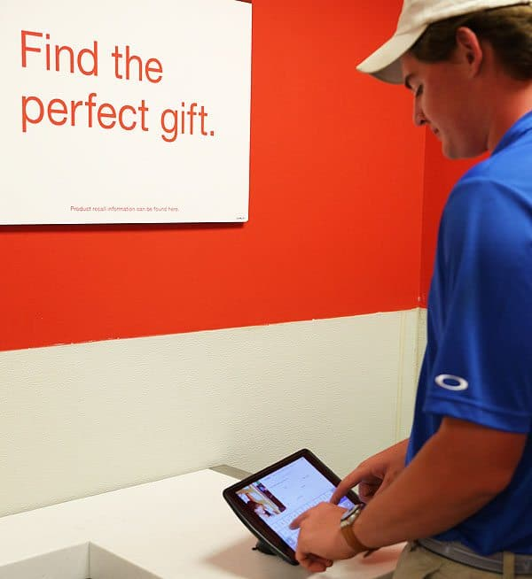 Target Back to College Registry