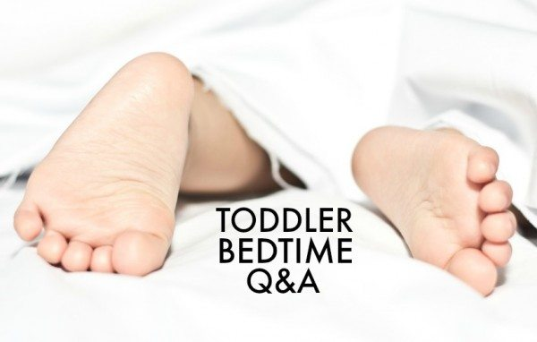 Toddler Bedtime Questions Answered