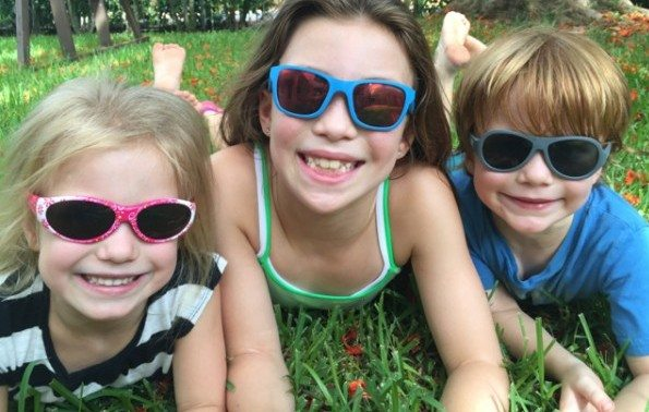 8 Pairs of Toddler and Kids' Sunglasses That Will Really Protect Your Child's Eyes