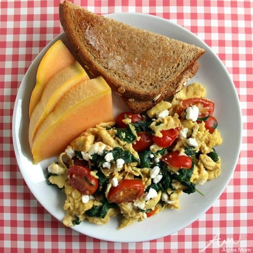 Breakfast for Dinner & 2 More Easy Post-Pool Dinners for Hot Summer Evenings by Wendy Copley for Alphamom.com