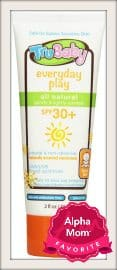 Best-Rated Kids' Sunscreen: Trubaby Everyday Play