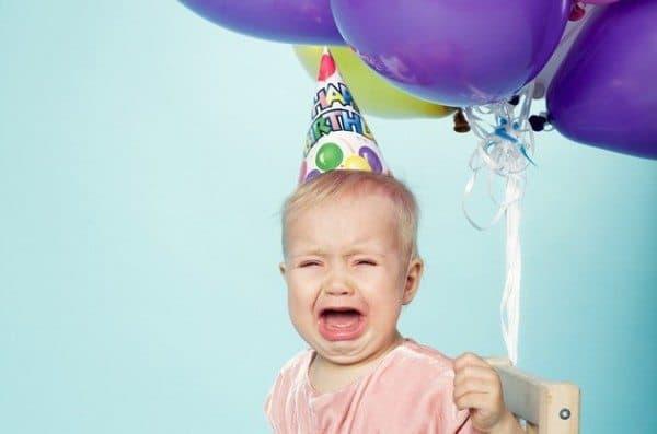 First Birthday Family Drama