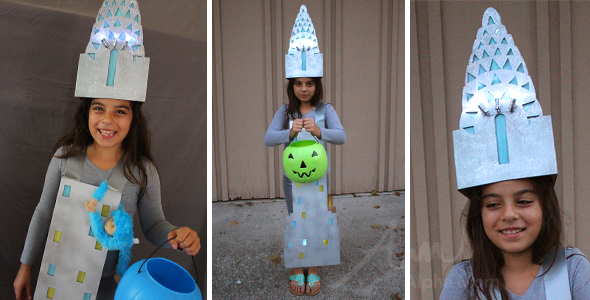 The Chrysler Building (Famous U.S. Buildings Kids' Halloween Costume Series)