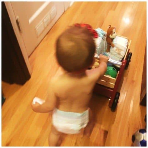 Milestone Myths (always a blur) with Huggies by Jessica Ashley for Alphamom.com