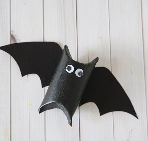 Bat Party Favor by Cindy Hopper for Alphamom.com