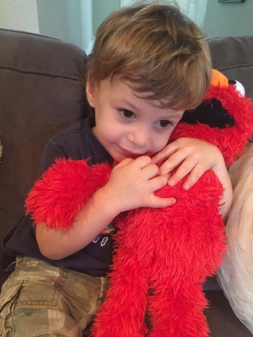 Play All Day Elmo: Got an Elmo lover at home? Play All Day Elmo is a great one to buy. It's furry and super interactive.