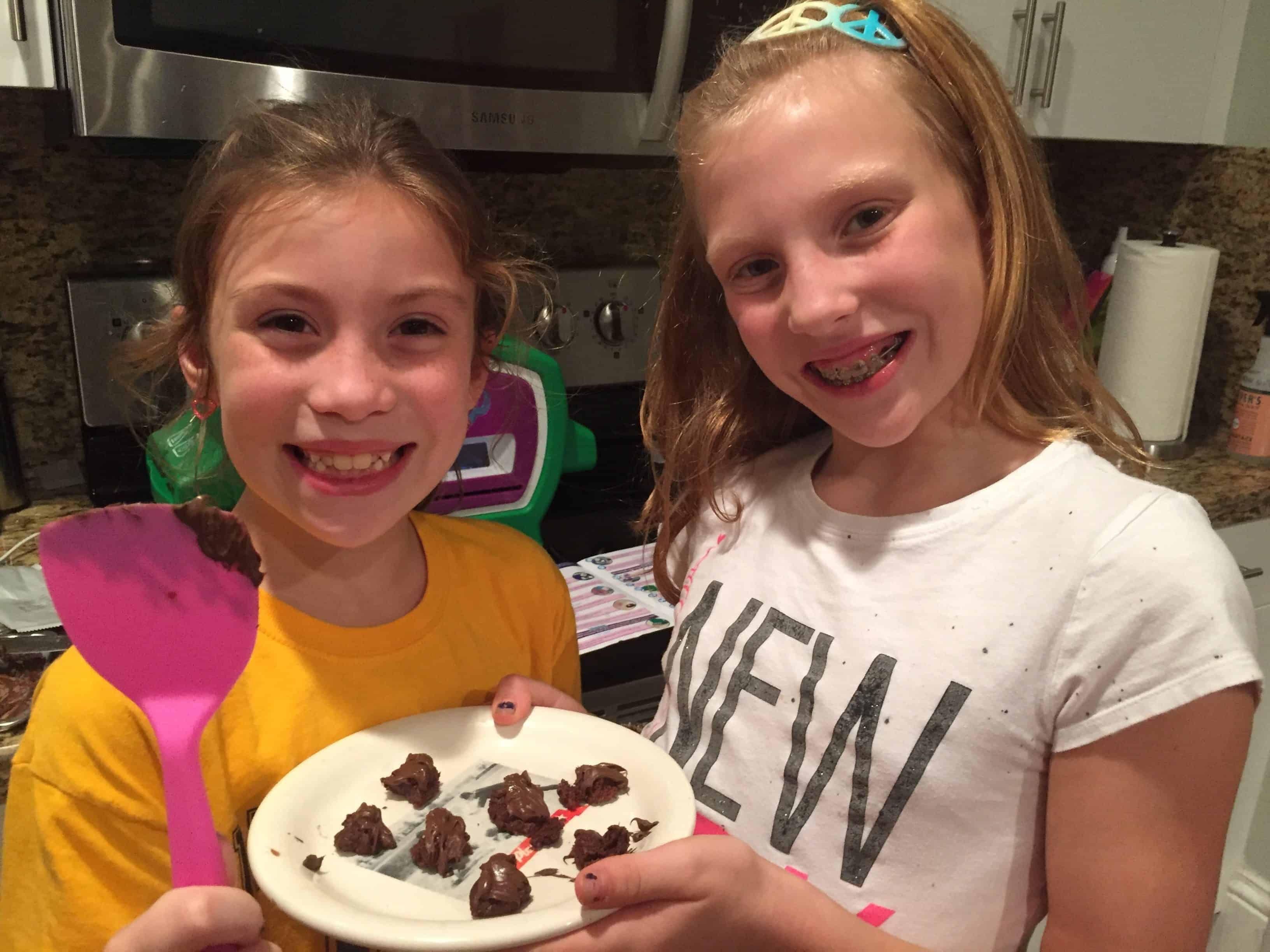 Alpha Mom Girl Scouts