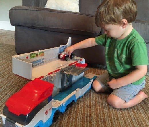 Paw Patroller Review: Have a kid who never stops asking to watch Paw Patrol? Then this is the holiday gift to get. Especially if that kid also likes big trucks. Read more why it's on lots of retailer's Holiday Hot Toy Lists and our review here.