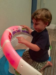Alpha Mom Touch Playspace