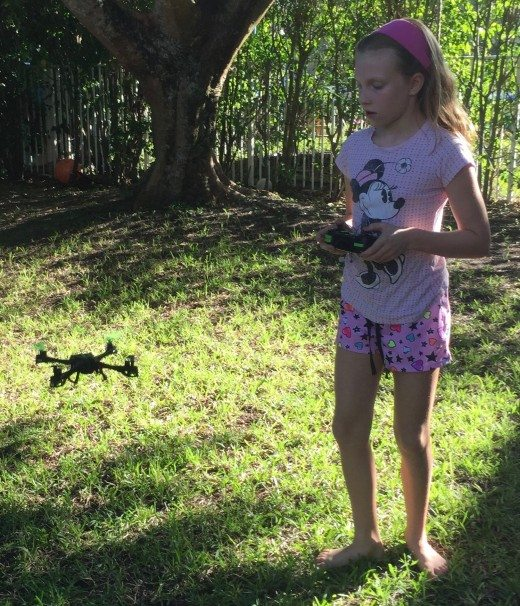 Sky Viper Video Drone Review: My kids were fighting over who got to try out this drone first. Even with our photo/video issues, this drone is a blast for the whole family. Great holiday gift for the whole family!