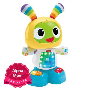 Bright Beats Dance & Move BeatBo: This is a cute interactive toy for a toddler. If you can find it for an affordable price, it could be a winner this holiday season. Read our full review here.