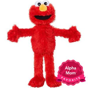 Play All Day Elmo: Got an Elmo lover at home? Play All Day Elmo is a great one to buy. It's furry and super interactive. Read the full review here.