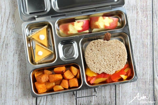 Fall Harvest Lunch Box for School