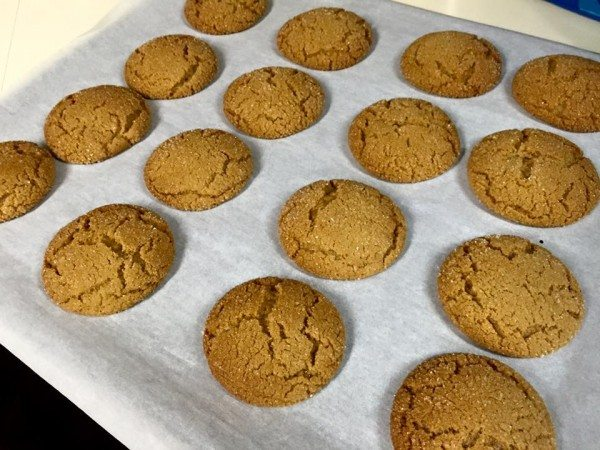Zen and the Art of Molasses Cookies by Mir Kamin for Alphamom.com