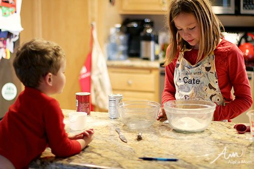 Pancakes From Scratch: Recipes Kids Should Know How to Cook Before Leaving Home by Jane Maynard for Alphamom.com (tutorial)