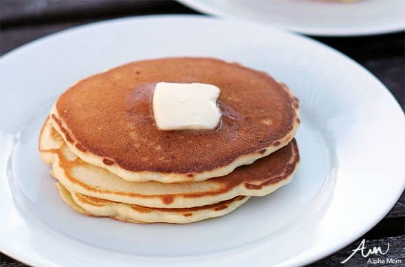 Pancakes From Scratch: Recipes Kids Should Know How to Cook Before Leaving Home by Jane Maynard for Alphamom.com