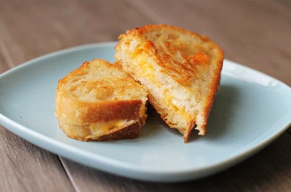 Grilled Cheese (Recipes Kids Should Know How To Cook Before Leaving Home)