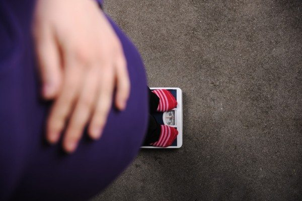 Depressed Over Pregnancy Weight Gain