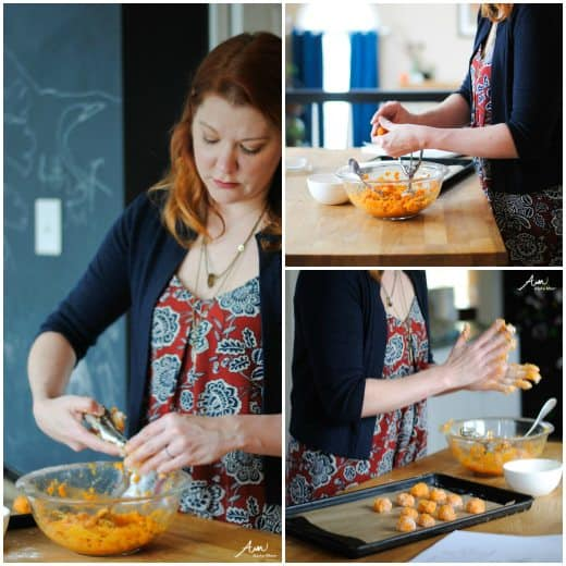 Citrus Sweet Potatoes: Tater Tots by Amalah for Alphamom.com