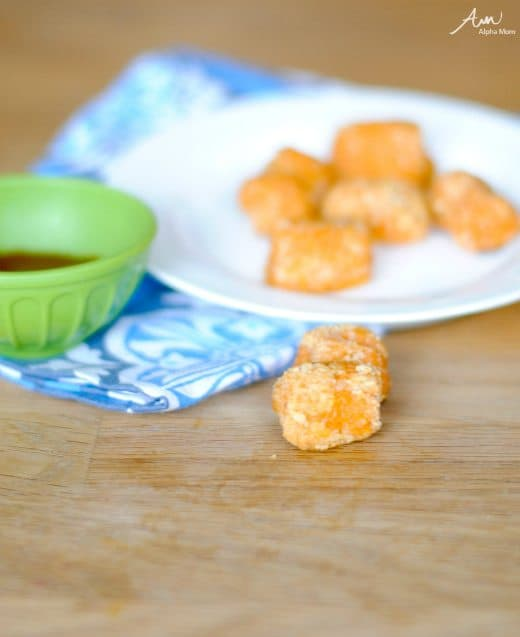 Citrus Sweet Potatoes: Tater Tots Recipe by Amalah for Alphamom.com