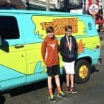 Universal Orlando Resort's Rides & Attractions (excluding Harry Potter): Universal Studios Florida The Mystery Machine