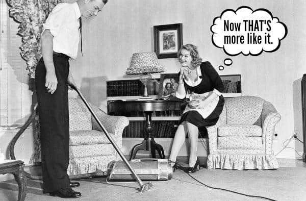 The Unhappy Housewife-to-Be