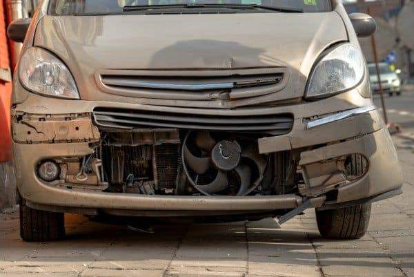 Not Found in the Baby Book: Teen's First Fender-Bender